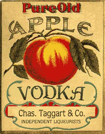 Pure Old Apple Vodka