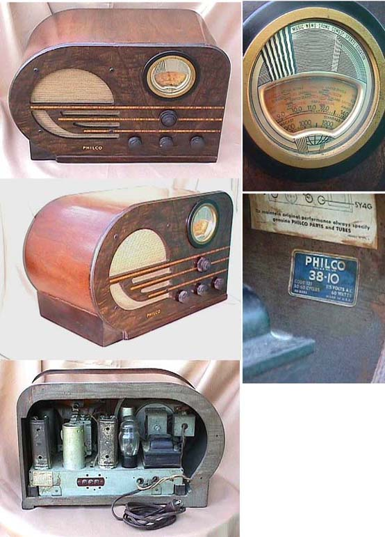 Picture of Philco 38-10
